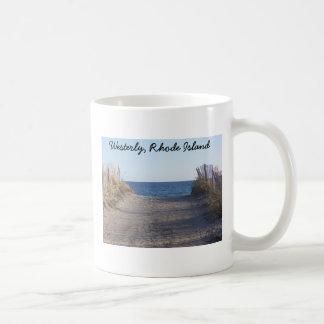 Westerly, Rhode Island Coffee Mug