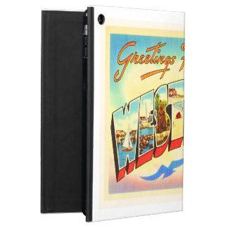 Westerly Rhode Island RI Vintage Travel Souvenir Case For iPad Air