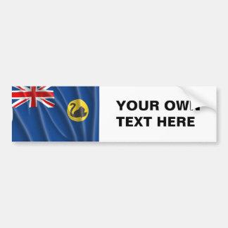 WESTERN AUSTRALIA BUMPER STICKERS