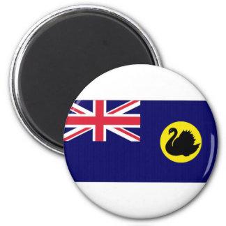 Western Australia Flag Magnet