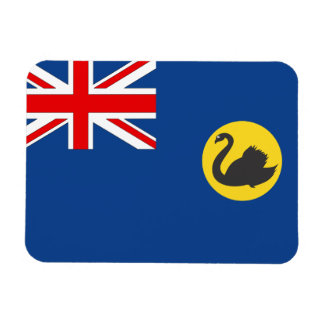 Western Australia Flag Rectangular Photo Magnet