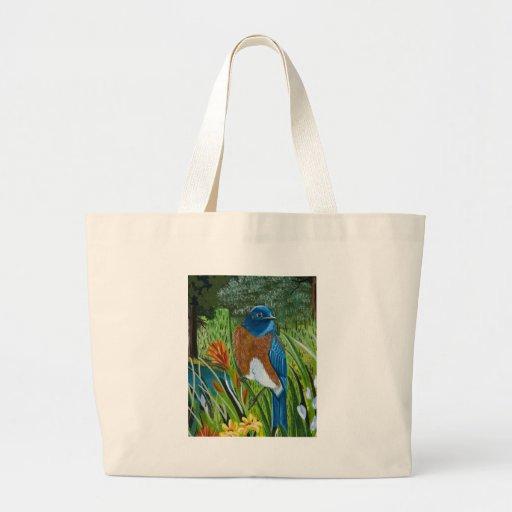 Western Bluebird Bags