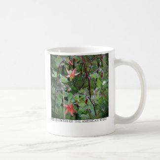 Western Columbine Coffee Mug