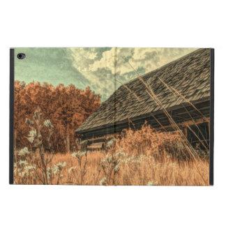western country field wildflower farm Old Barn Powis iPad Air 2 Case