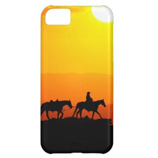 Western cowboy-Cowboy-texas-western-country iPhone 5C Case
