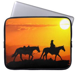 Western cowboy-Cowboy-texas-western-country Laptop Sleeve