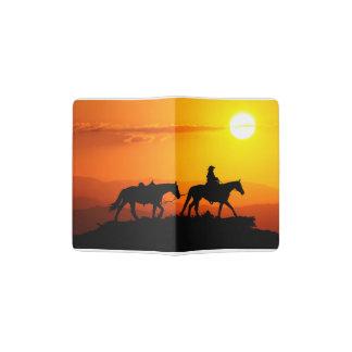 Western cowboy-Cowboy-texas-western-country Passport Holder