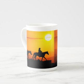Western cowboy-Cowboy-texas-western-country Tea Cup