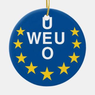 Western European Union Ornaments
