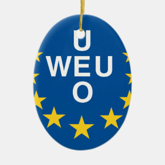 Western European Union Christmas Ornaments
