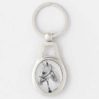 Western Horse Key Chain Mare