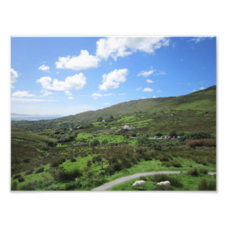 Western Ireland Countryside Photo Print
