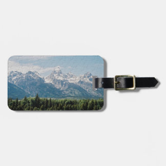 Western Lands Luggage Tag