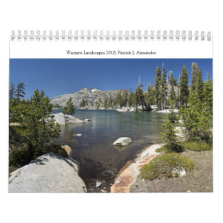 Western Landscapes 2010 Wall Calendars