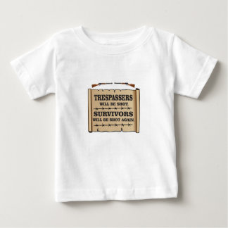 western laws of land baby T-Shirt
