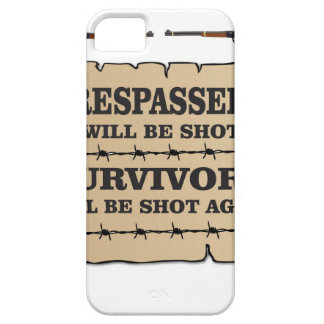 western laws of land iPhone 5 cover
