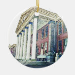 Western Michigan University Historic East Hall Ornament