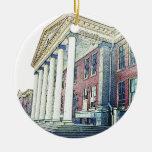 Western Michigan University Historic East Hall Ornament