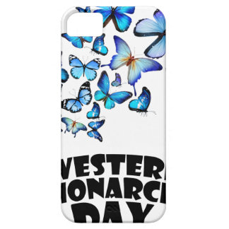 Western Monarch Day - Appreciation Day Barely There iPhone 5 Case