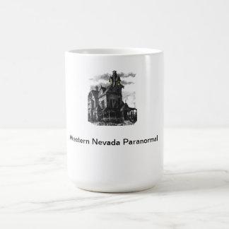 Western Nevada Paranormal Coffee Mug