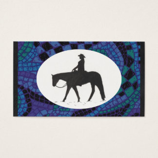 Western Pleasure Business Card