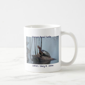 Western Pond Turtle Coffee Mug