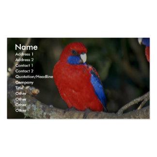 Western Rozella, Australia Business Cards
