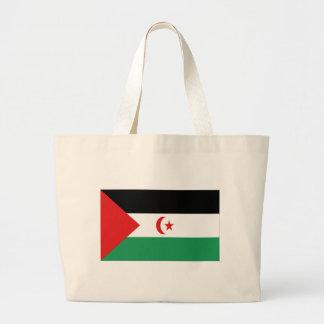 WESTERN SAHARA TOTE BAGS