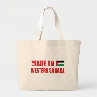 WESTERN SAHARA BAG