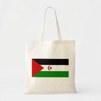 western sahara budget tote bag