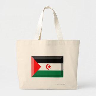 Western Sahara Flag Jewel Bags