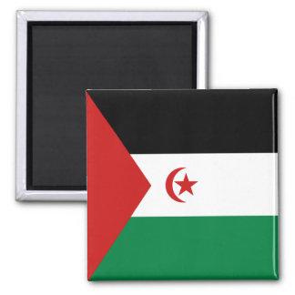 Western Sahara Flag Magnet