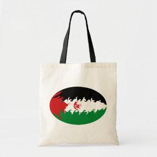 Western Sahara Gnarly Flag Bag