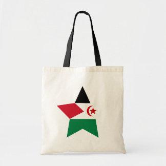 Western+Sahara Star Canvas Bags