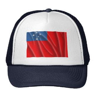 WESTERN SAMOA TRUCKER HATS