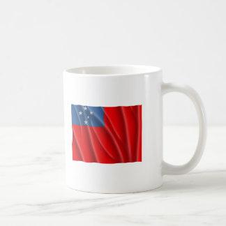 WESTERN SAMOA COFFEE MUGS