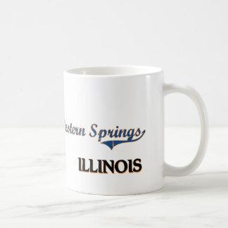 Western Springs Illinois City Classic Coffee Mug