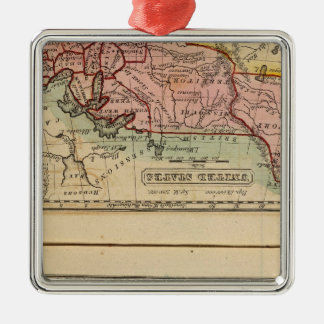 Western States, United States Ornament