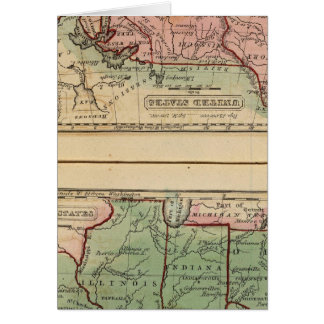 Western States, United States Greeting Card