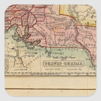 Western States, United States Stickers