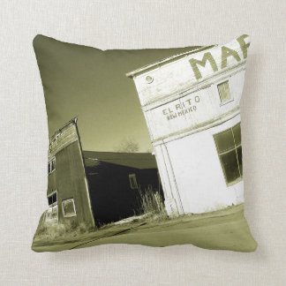 Western Store Front Cushion