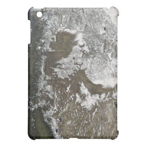 Western United States iPad Mini Cases