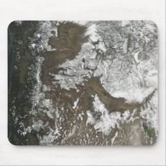 Western United States Mouse Pad
