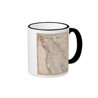 Western United States Coffee Mug