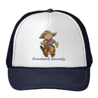 Western Vintage 1912 Fun Lil' Cowboy Cap Trucker Hat