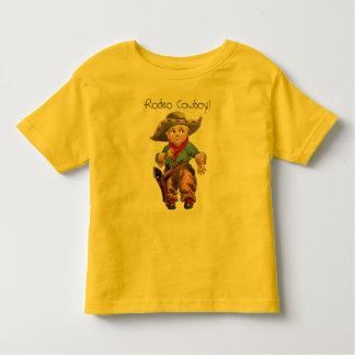 Western Vintage 1912 Lil' Cowboy Toddler T-Shirt