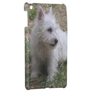 Westhighland Terrier baby iPad Mini Covers