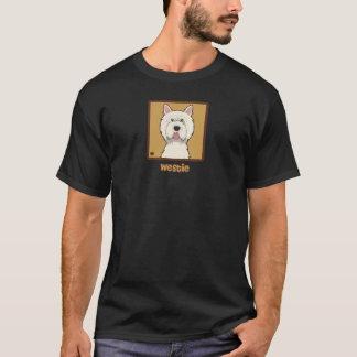 Westie Cartoon T-Shirt
