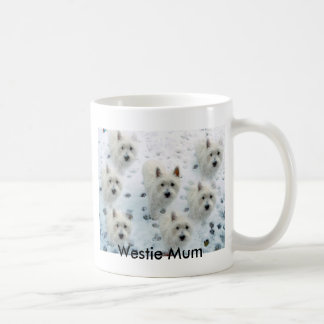 Westie cup mug FOR A WESTIE MUM OWNER present