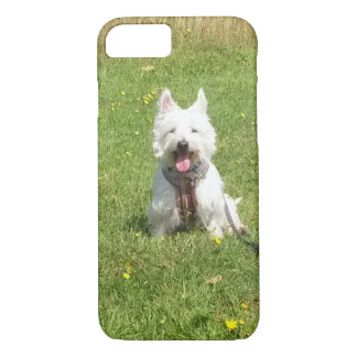 Westie iphone case